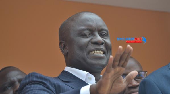 Voici la déclaration de politique générale de Idrissa Seck effacée par l'Etat