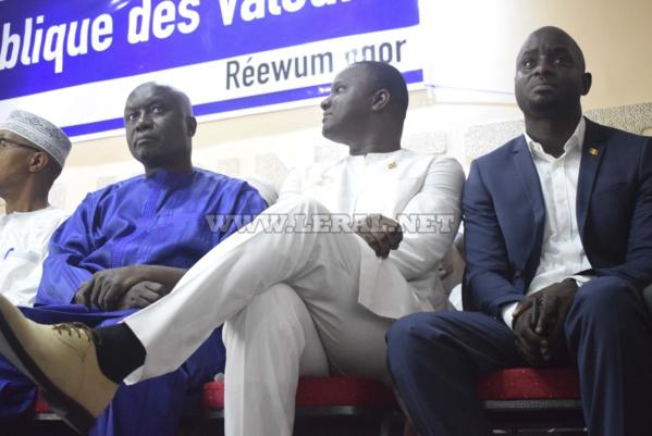Arrêt sur image- Thierno Bocoum retrouve ses anciens camarades de Rewmi