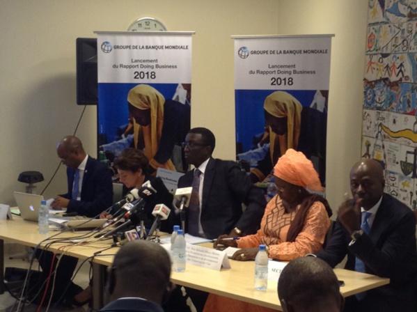 Rapport Doing Business : 147e dans ce classement l'année dernière, Le Sénégal se hisse à la 140e place