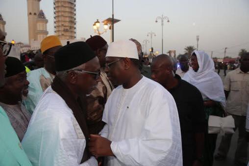 Touba: l'arrivée de Macky Sall boycottée par certains Apéristes...
