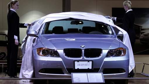 BMW rappelle un million de véhicules en Amérique du Nord