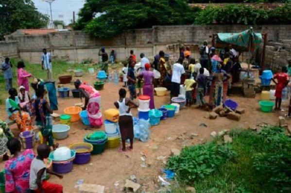 Pénurie d'eau à Touba, sabotage ou incompétence ?