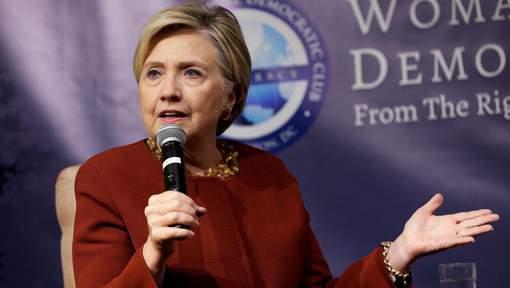 """Une décision sur une enquête sur Hillary Clinton sera """"prise rapidement"""""""