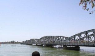 Saint-Louis : Le corps d'un homme repêché sous le pont Faidherbe