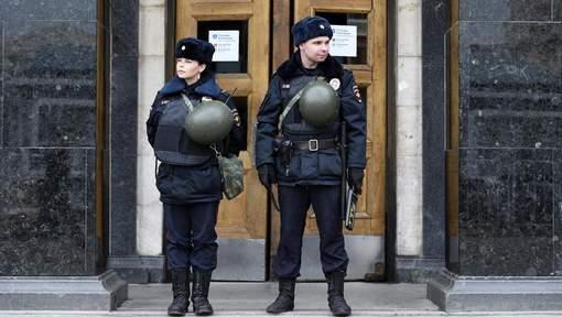 De fausses alertes à la bombe sèment la pagaille en Russie