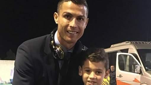 """Grâce à Ronaldo, De Camargo est """"le père le plus heureux du monde"""""""