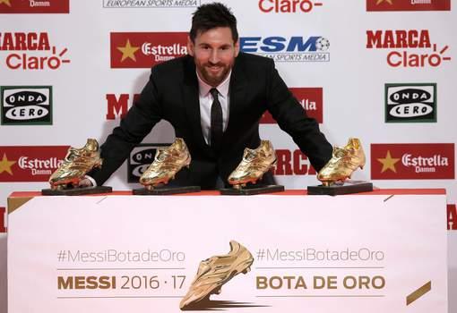 """Messi: """"Oui, j'ai progressé"""""""