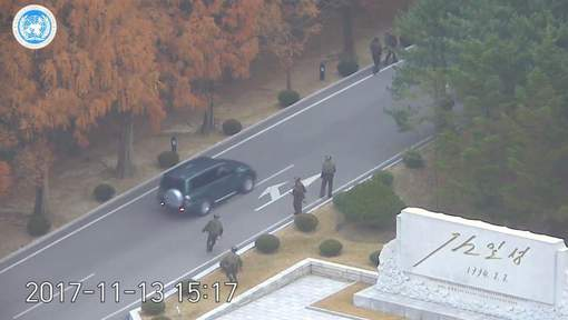 La Corée du Nord a remplacé tous les gardes à sa frontière