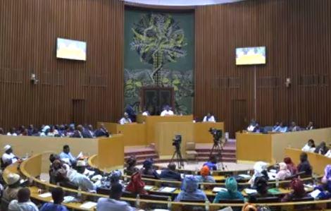 [LIVE ] Suivez en direct la levée de l'immunité parlementaire de Khalifa Sall (Assemblée Nationale)