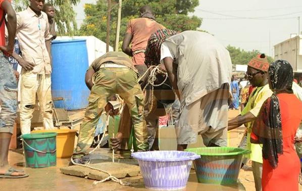 Gratuité de l'or bleu dans la Ville Sainte: « On préfère mourir que de payer l'eau à Touba »