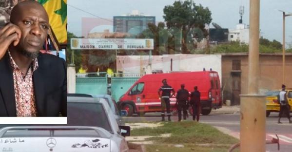 Injures et trouble à l'ordre public : Assane Diouf envoyé finalement à la prison de Rebeuss