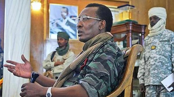 L'affaire Gadio indispose Idriss Déby : « on m'accuse d'être corrompu … je suis tout blanc »