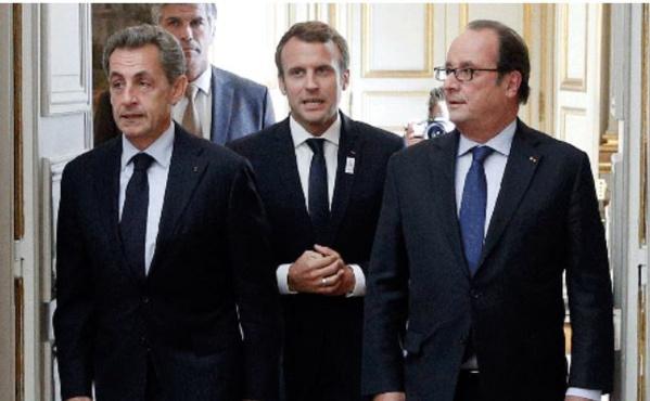 Les «Macronades » D'Emmanuel Au Burkina, Quand Les Présidents Français S'amusent Avec L'histoire Dans Les Universités Africaines