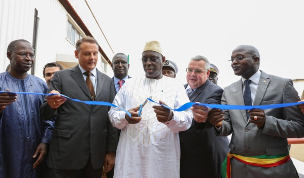 L'usine Atlantik Sea Food inaugurée par Macky Sall, tombe en faillite