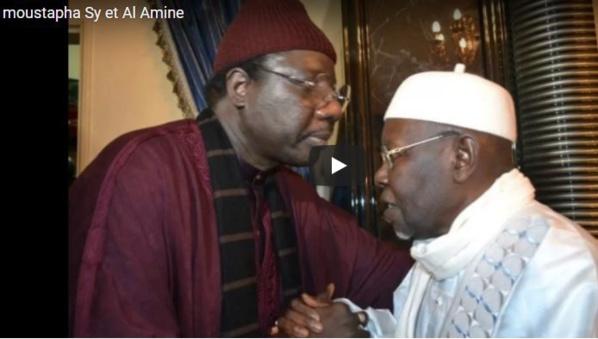 Audio – Serigne Moustapha Sy: « Ce que Al Amine m'a dit… »