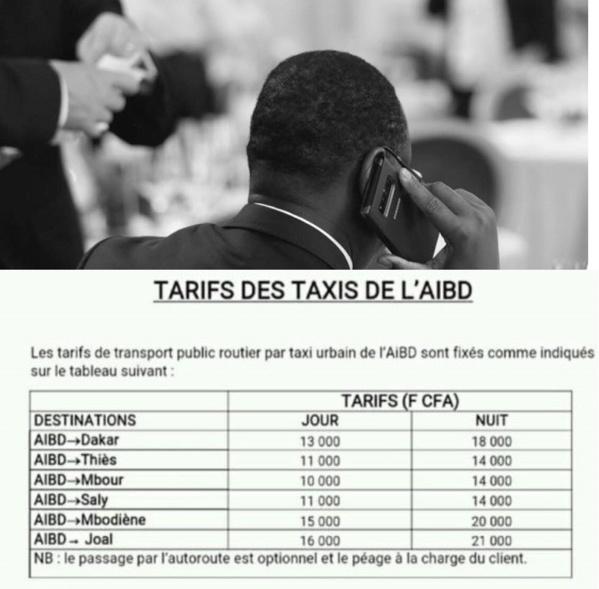 AIBD: sans pitié, Macky Sall impose ses tarifs «exorbitants » aux Sénégalais