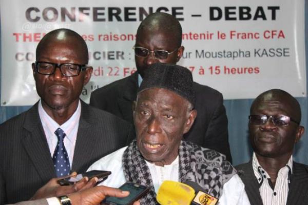 Le Professeur Kassé « expulse » le Maroc de la Cedeao