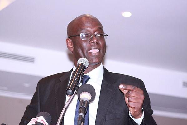 Thierno Alassane Sall appelle les Sénégalais à faire une pétition pour l'obliger à parler du contrat signé avec Total devant l'Assemblée