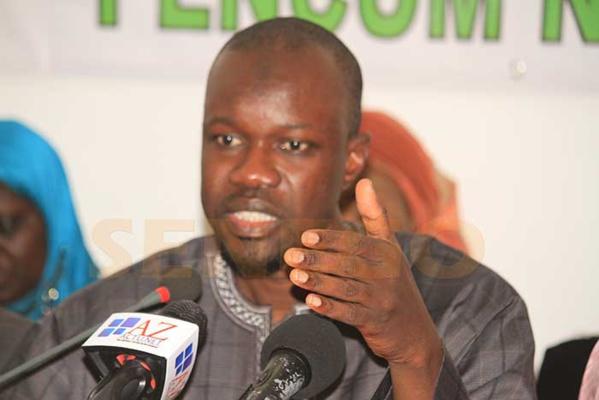 Face aux femmes de Pastef, Ousmane Sonko joue la carte féministe alors qu'il est en pleine panique