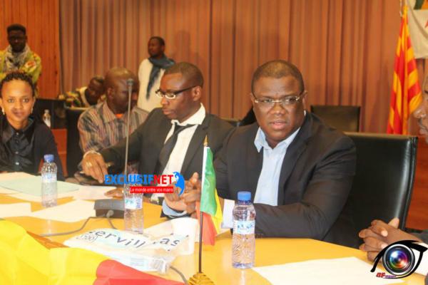 Abdoulaye Baldé: « 2018, c'est la dernière année de l'APR au pouvoir »