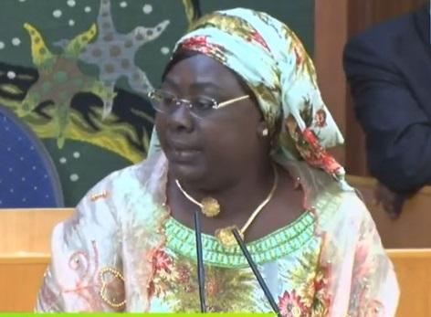 Sokhna Dieng Mbacké au Premier ministre : « Votre DPG était sans âme »