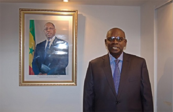 Aymérou Gningue au Pm : « Le peuple est content »