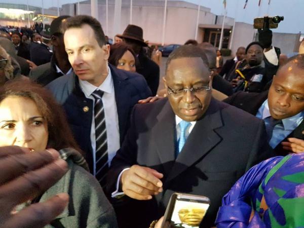 Macky Sall félicite « son » brillant Pm Dionne
