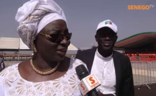 Mimi Touré: « Je félicite Me Abdoulaye Wade pour… »