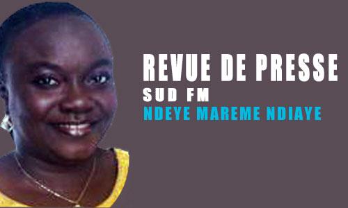 Revue de presse (Wolof) Sud fm du samedi 09 Décembre 2017 par Ndèye Marème Ndiaye