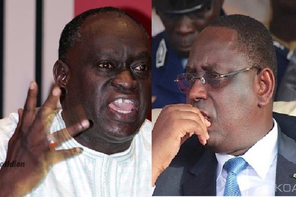 Me El Hadj Diouf: « Macky est un mauvais Président. Ce n'est pas en allant faire la cour aux chefs religieux qu'il sera réélu»