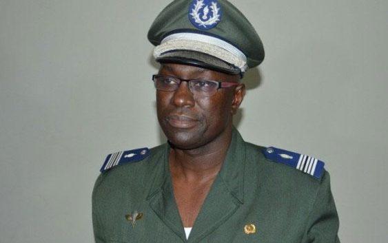 Dap: le Colonel Daouda Diop lève le camp ce matin