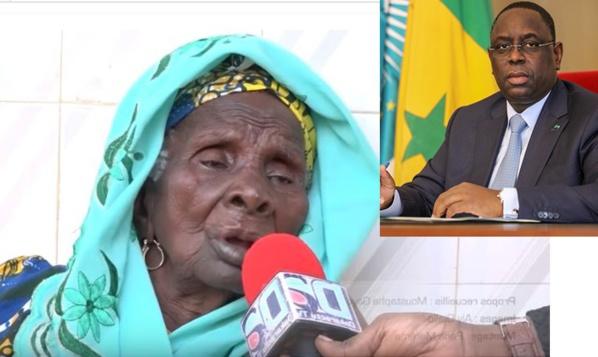 La mère de Khalifa Sall : « Je prie que Macky Sall aille en prison un jour! »