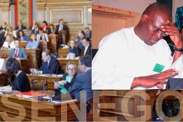 Le Conseil de Paris apporte son soutien au maire de Dakar Khalifa Sall