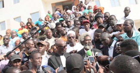 Rebeuss : Me El Hadji Diouf interdit d'accès