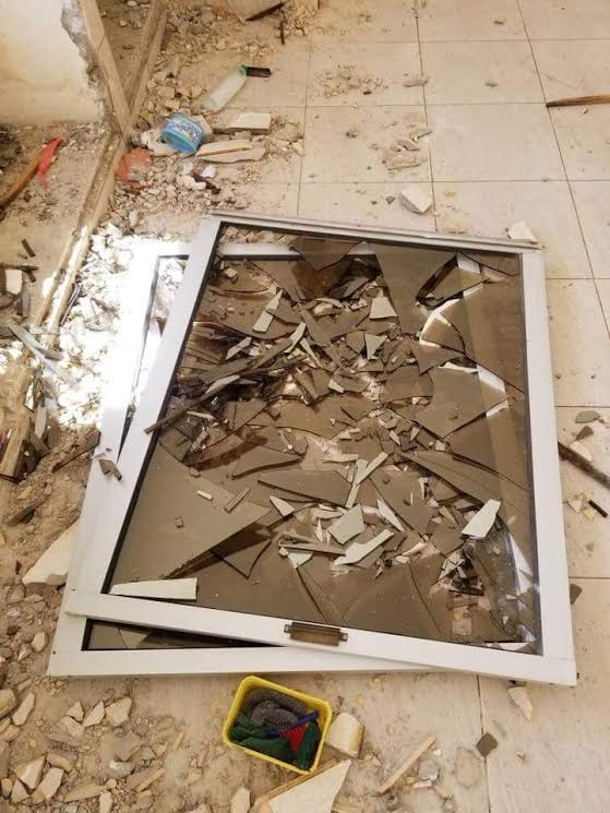 Dernière minute - La maison de Maimouna Bousso, partisane de Karim Wade complètement détruite par l'État