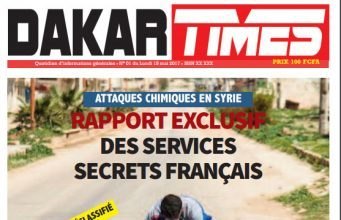 PROCES DAKAR TIMES / CH.KANTE finalement renvoyé
