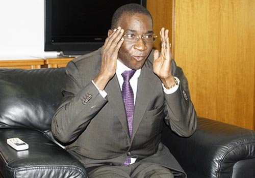 """Mamadou Racine Sy va lancer un """"mouvement National"""", dimanche"""