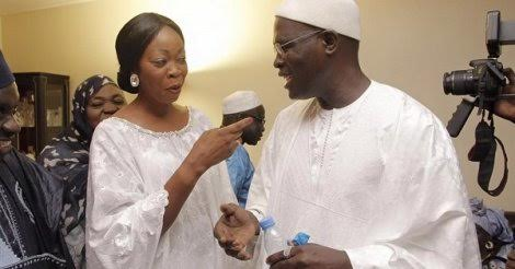 Aby Ndour a t'elle lâché son patron Khalifa Sall?