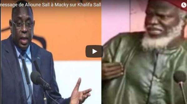 Aff. Khalifa Sall: Le message de Oustaz Alioune Sall à Macky