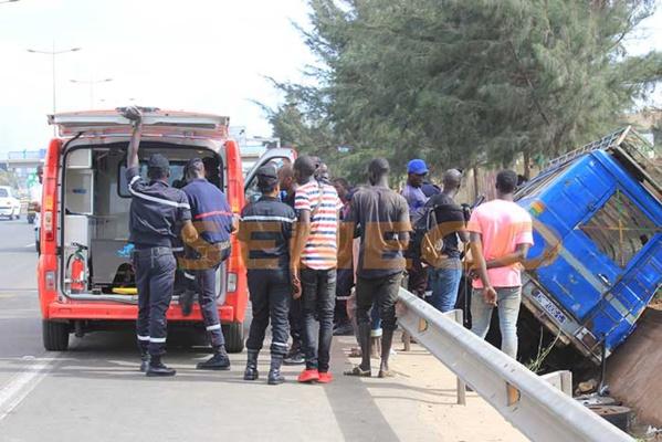 Deux accidents sur l'axe Diourbel-Bambey font trois morts