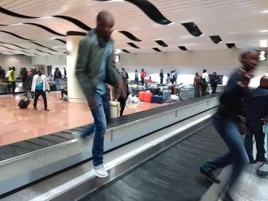 L'indiscipline caractérisée à l'Aéroport international Blaise Diagne