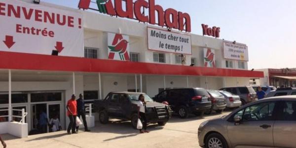 Auchan licencie 150 travailleurs de Citydia