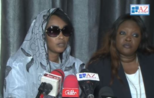 """Maïmouna Bousso : """"Les allégations de Moustapha Tall sont fausses"""""""