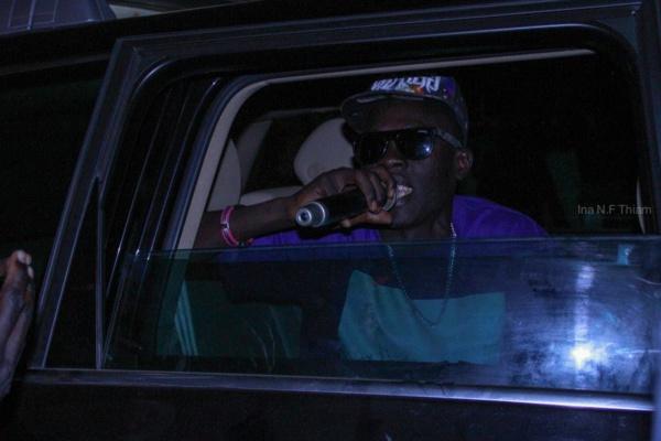 Ngaka Blindé se défend sur l'affaire des faux billets: « J'ai avait photocopié les billets pour les besoins d'un tournage de clip vidéo… »