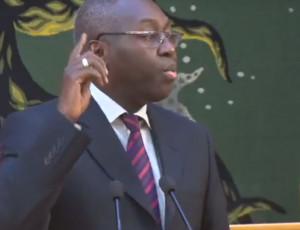 Ressources Naturelles: le Sénégal menacé par la malédiction du pétrole, alerte Mamadou L. Diallo