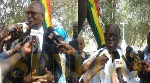 Ousmane Tanor Dieng: « En cette période de crise, l'homme de dialogue qu'est Senghor doit être visité… »