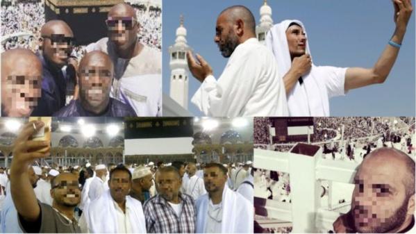 Mecque – Les selfies, désormais c'est « Haraam »