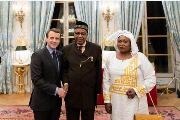 Banjul renoue avec Paris!  Le nouvel ambassadeur Gambien Dr Jobe a présenté ses lettres de créances au Pr Macron (EXCLUSIVITÉ DAKARPOSTE)