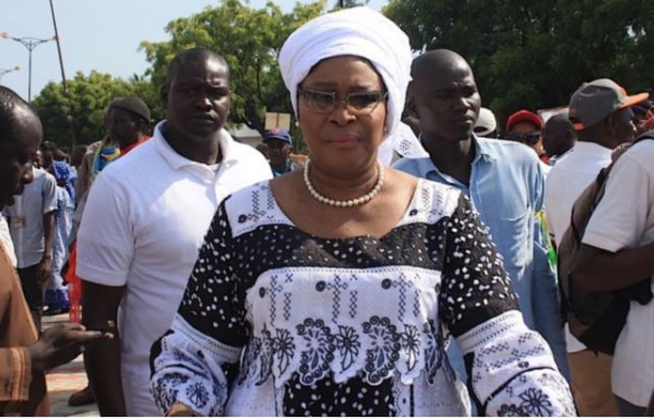 Aïda Ndiongue dément Mimi Touré