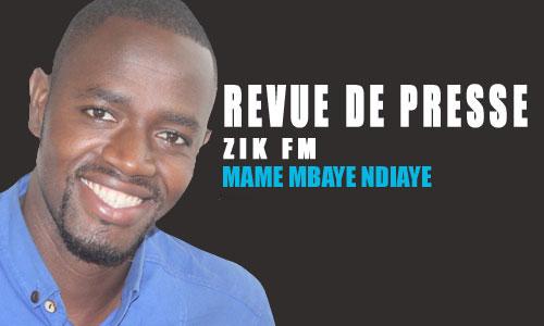 Revue de Presse du 26 Décembre 2017 Avec Mame Mbaye Ndiaye